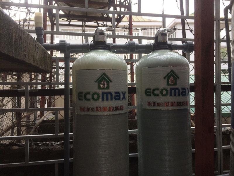Bộ lọc nước sinh hoạt giá rẻ tại Hà Nội