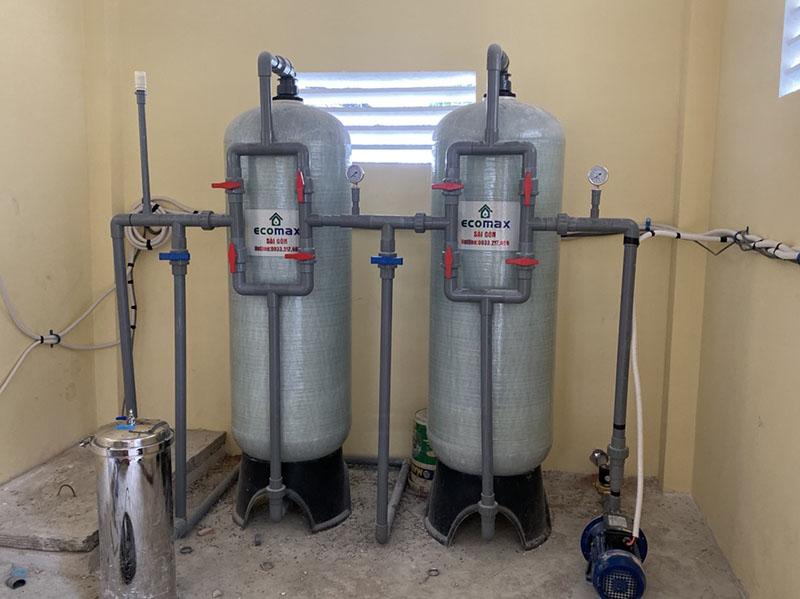 Hệ thống lọc nước công nghiệp 5m3/h
