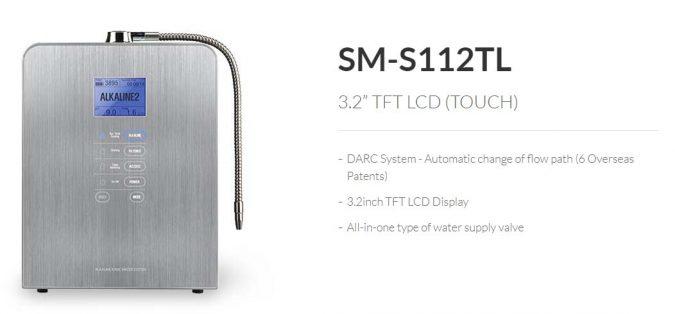Máy lọc nước ion kiềm SM-S112TL