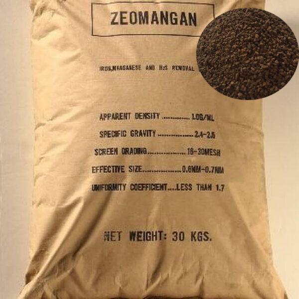 Vật liệu lọc nước Zeomangan đài loan