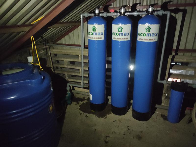 Bộ lọc nước giếng khoan ECO-G03