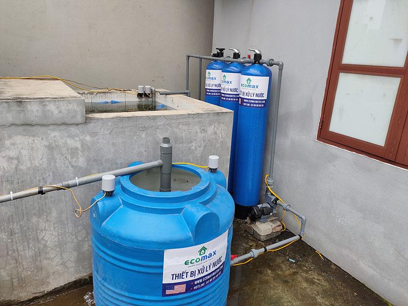 Bộ lọc nước giếng khoan ECO-G03S
